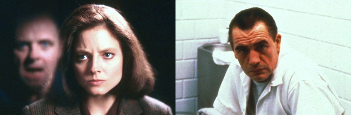 PODCAST: The Silence of the Lambs & Manhunter [Movie RobCast]