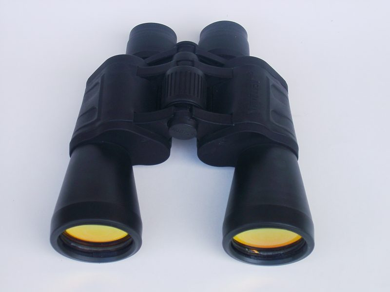 Binoculars by duboix at Morguefile