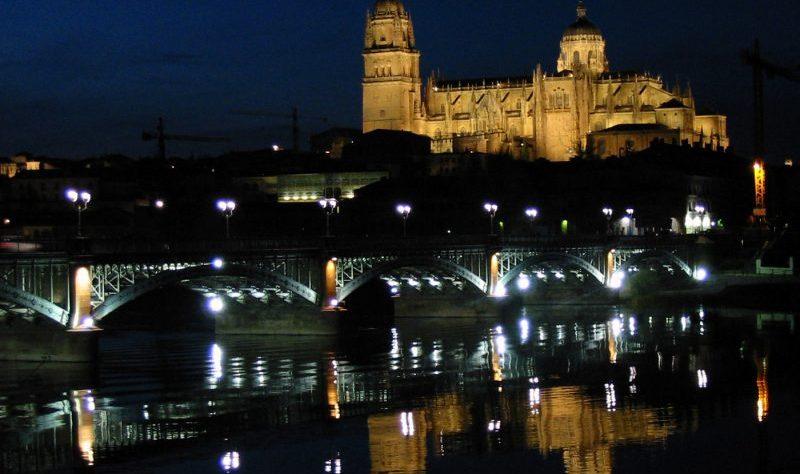 Salamanca Cathedral by darco at Morguefile.com