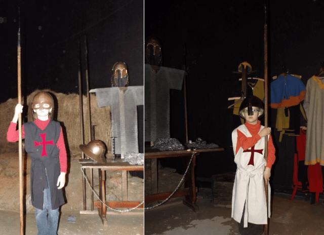 saga-viking-museum-viking-warriors-spears-reykjavik-perlan-iceland