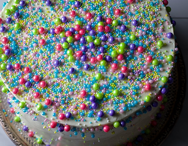 The Most Flavorful Vanilla Cake Recipe Of Batter And Dough
