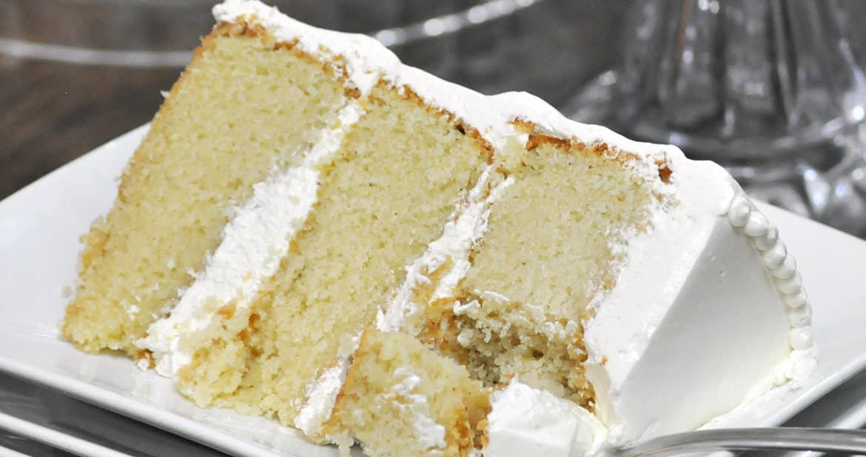 Very Moist Banana Cake Recipe