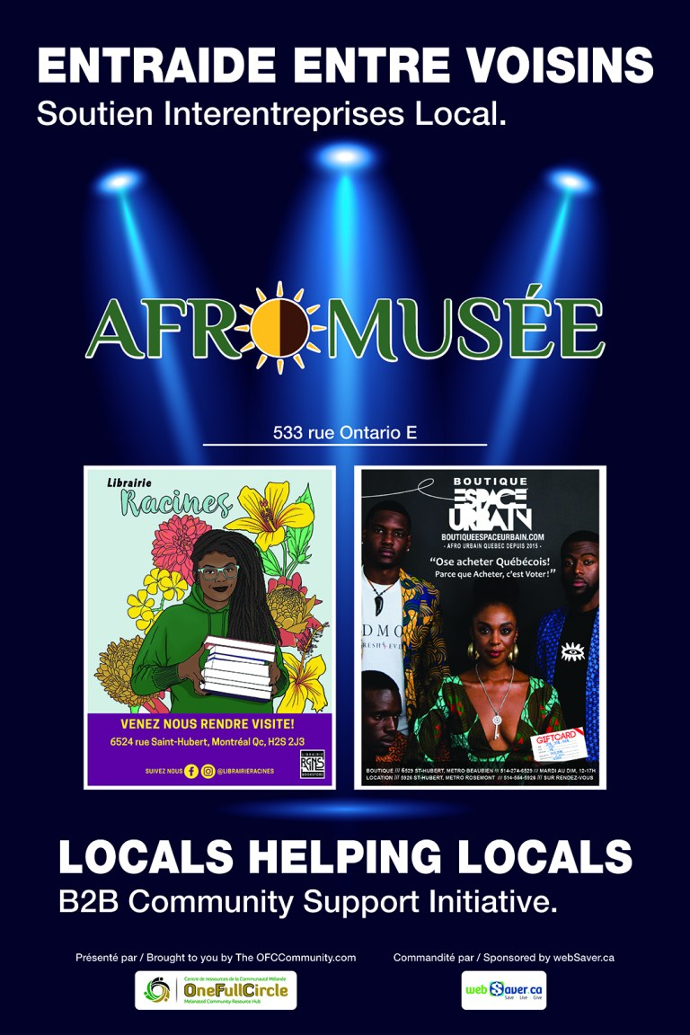 OFC Afromusée Poster