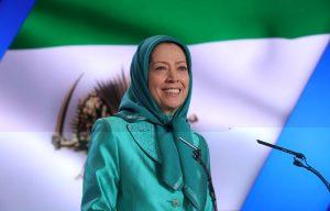 Maryam Rajavi presidente del CNRI