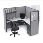 Cubicle-Grey