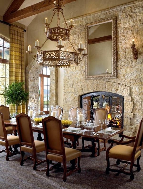 Modern Tuscan Living Room : modern, tuscan, living, Modern, Decor, Concept, Rustic, Tuscan, Style, Interior, Design, Ideas, Ofdesign