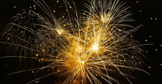 Fireworks - Blog Carnival 10th Anniversary