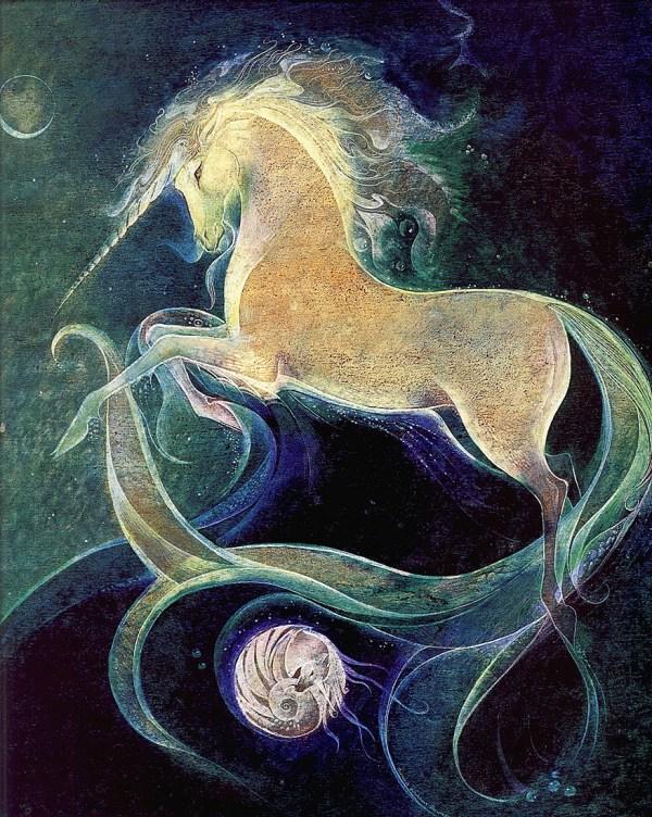 Unicorns 2004 Calendar