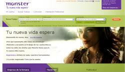 Monster.es, web recomendada