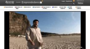 Web recomendada: Emprendedores TV