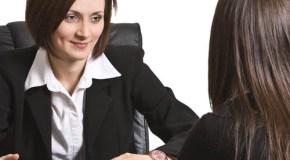 La entrevista y el currículum para el proceso de selección