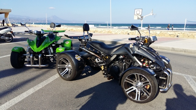 quads alicante
