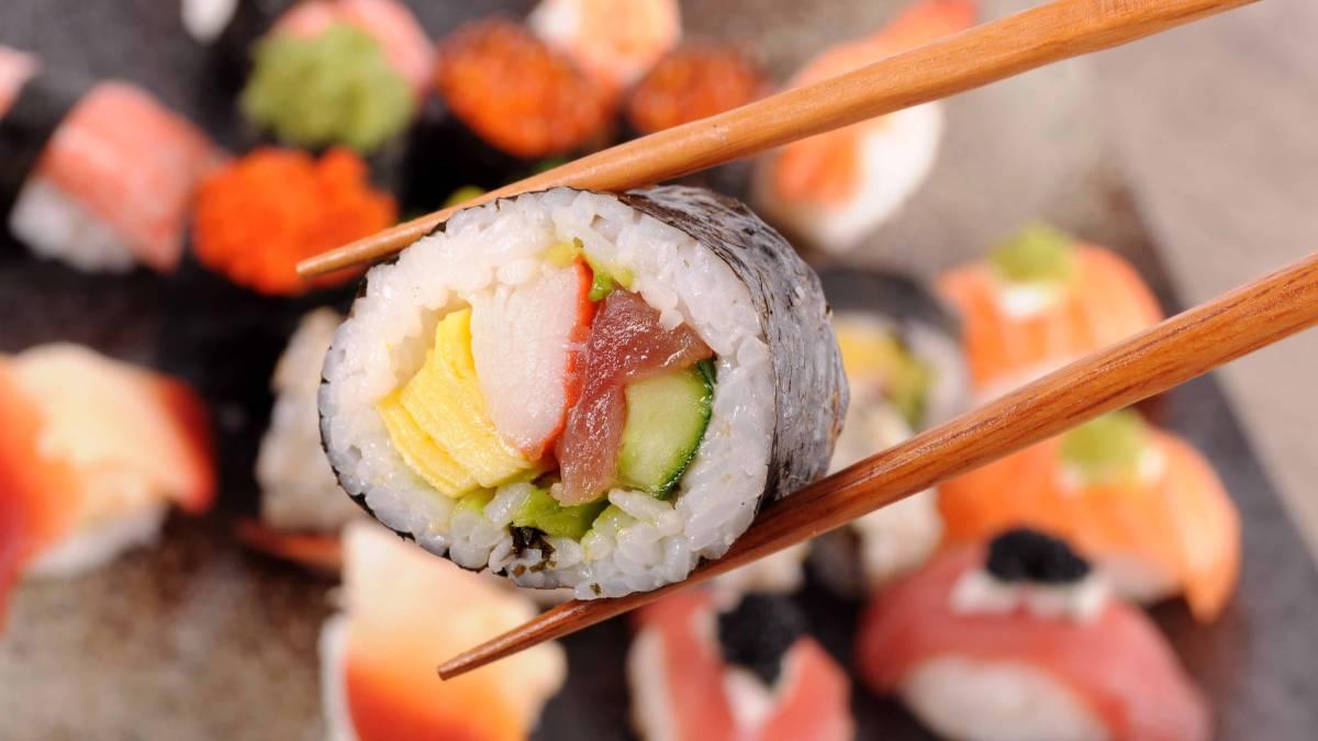 Come sushi en un auténtico restaurante japonés de Alicante