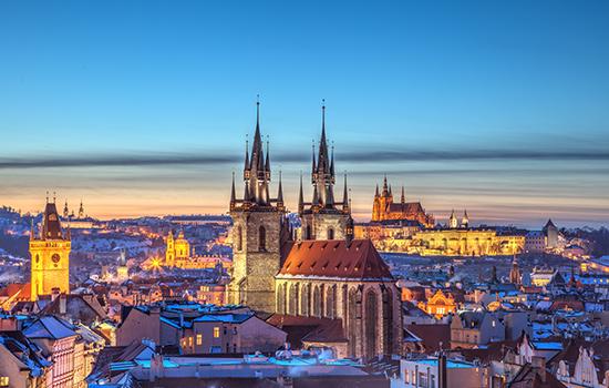 Zboruri ieftine – Praga – de la 30 EUR(dus-intors) – Octombrie 2021