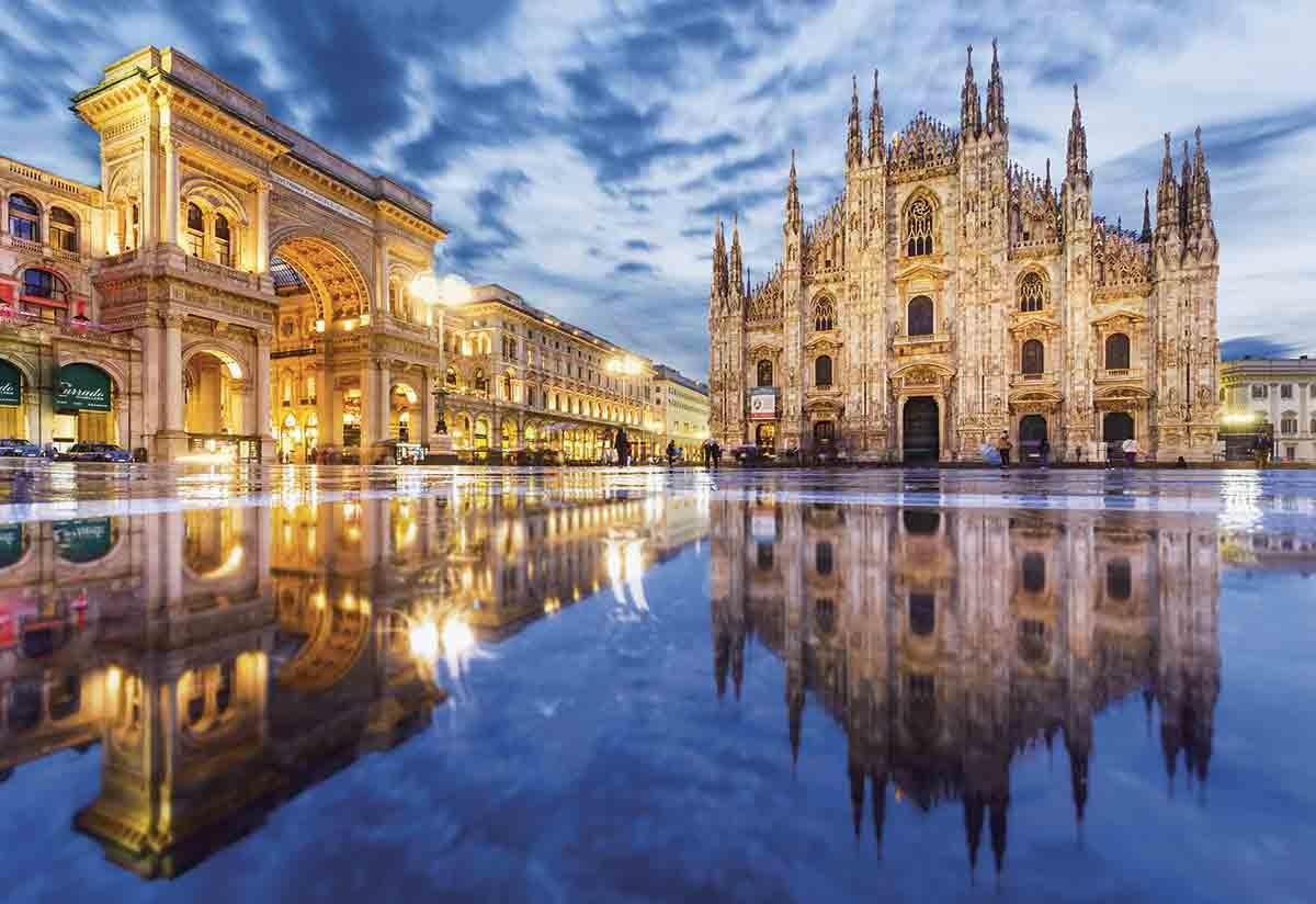 Zboruri Bucuresti – Milano – Iunie 2021 – 20 EUR (dus – intors)