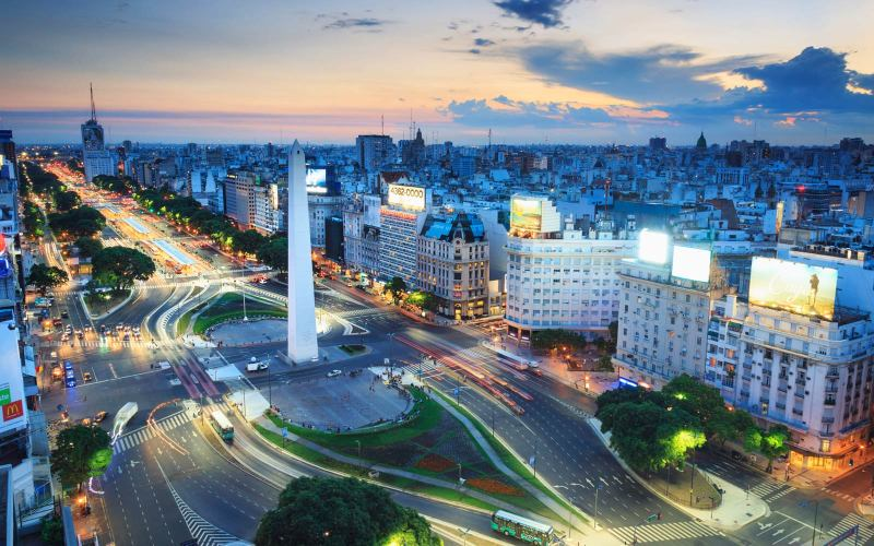 Zboruri catre Buenos Aires, Argentina – de la 510 euro (dus-intors)