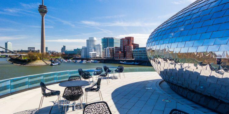Despre Düsseldorf (Germania), cand sa mergi, perioade bune si atractii turistice