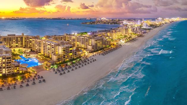 Zboruri ieftine din Madrid catre Cancun – 339 euro (dus-intors)