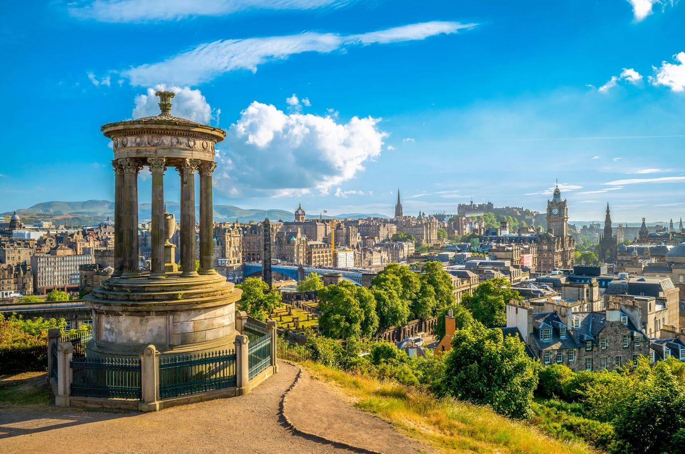 Despre Edinburgh (Scotia), cand sa mergi, perioade bune si atractii turistice