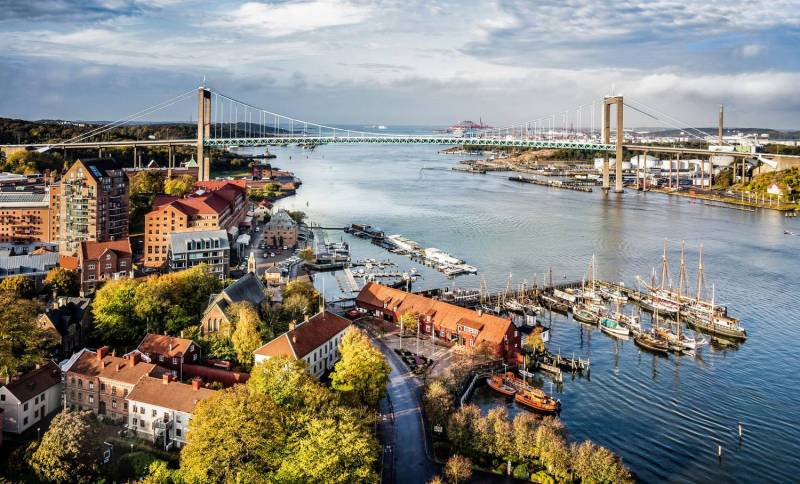 Despre Gothenburg (Suedia), cand sa mergi, perioade bune si atractii turistice