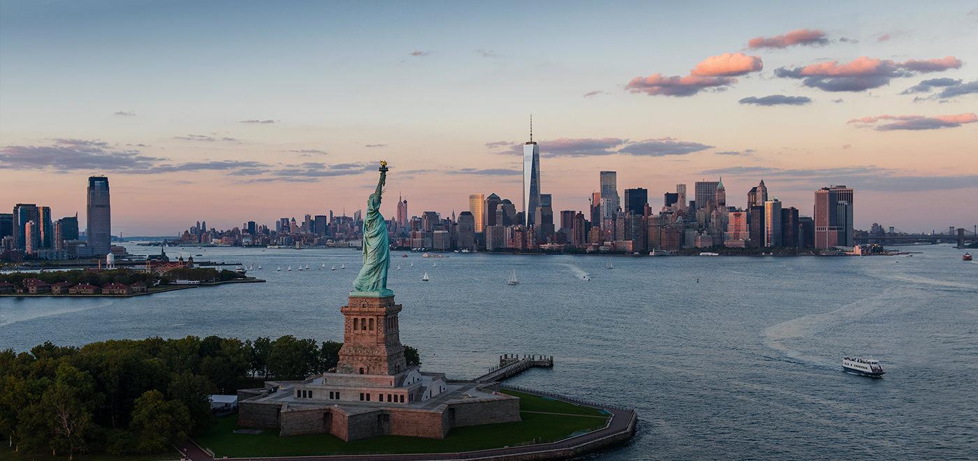 O saptamana in New York, USA, Septembrie 2021 – 621 euro (zbor + cazare)