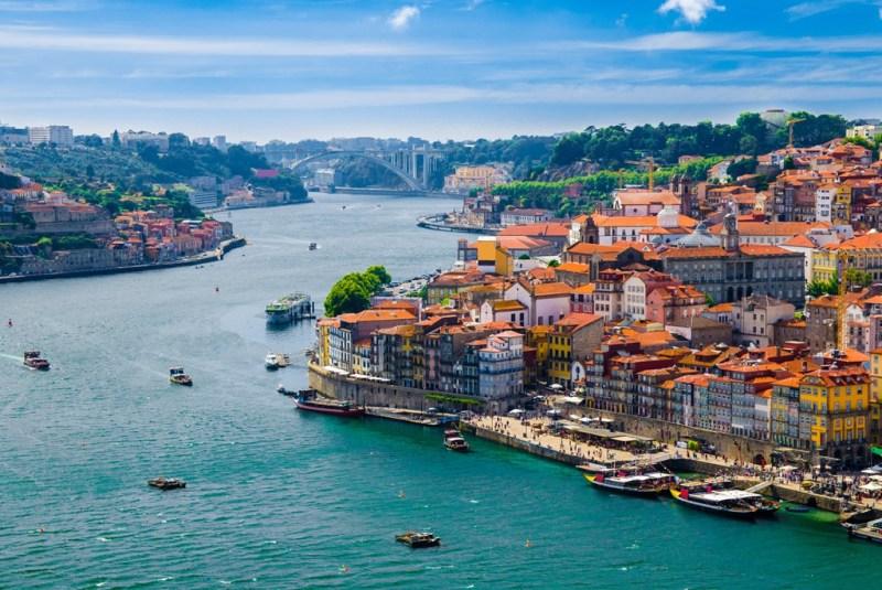 Vacanta in Porto, Portugalia! 134 euro ( zbor si cazare 5 nopti)