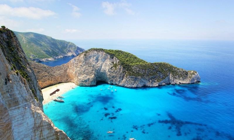 Vacanta in Zakynthos (Grecia) la doar 188 euro! ( zbor + cazare 7 nopti)