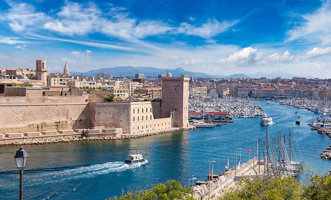 Despre Marsilia/Marseille (Franta), cand sa mergi, perioade bune si atractii turistice