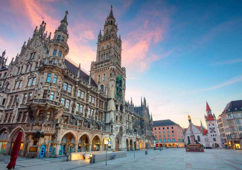 City break in Munchen, Germania! 103 euro (zbor + cazare 4 nopti)