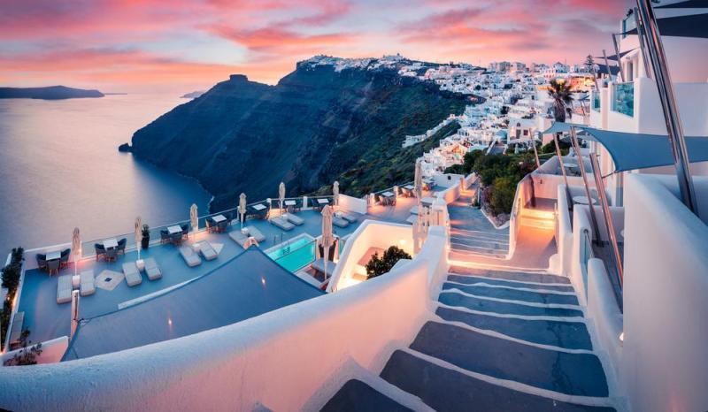 Vacanta in Santorini, Grecia! 176 euro (zbor + cazare 4 nopti)