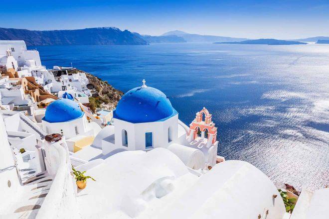 Vacanta in Santorini, Grecia! 167 euro (zbor + cazare 5 nopti)