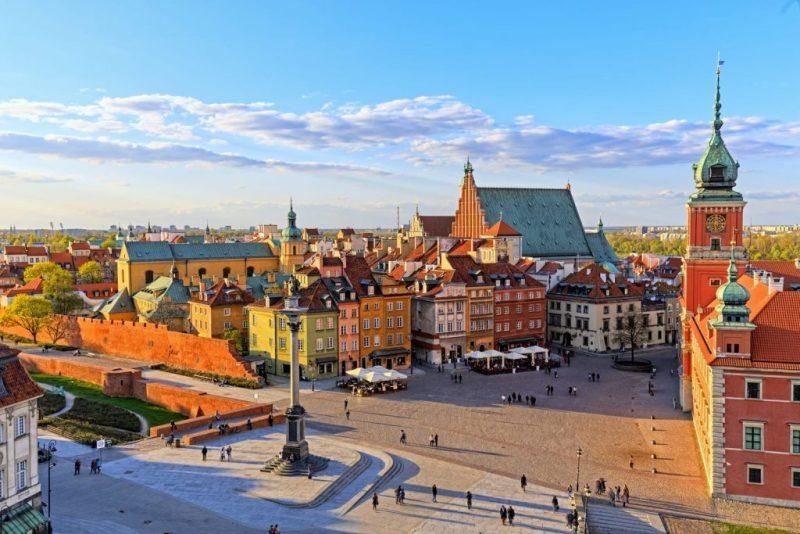 City break in Varsovia, Polonia la doar 97 euro! ( zbor si cazare 3 nopti)