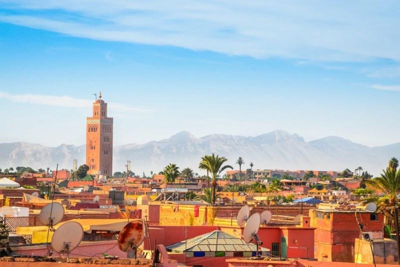 IUNIE! City break in Marrakesh (Maroc), 146 euro! (zbor + cazare 4 nopti)!