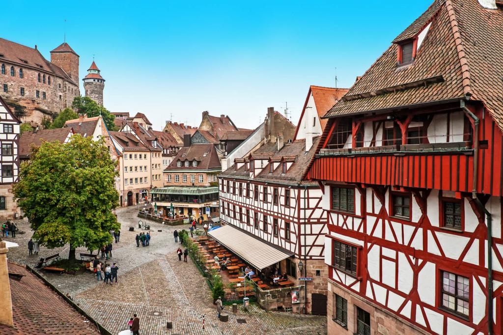 City break in Nuremberg (Germania), 162 euro! (zbor + cazare 4 nopti)!
