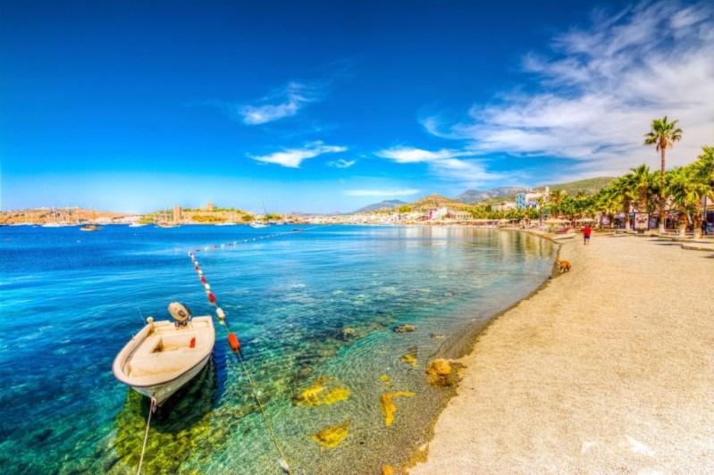 Vacanta pe coasta de turcoaz a Turciei, Bodrum!! 172 euro ( zbor si cazare 7 nopti)