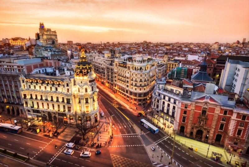 Vacanta in Madrid (Spania), 147 euro! ( zbor + cazare 3 nopti)