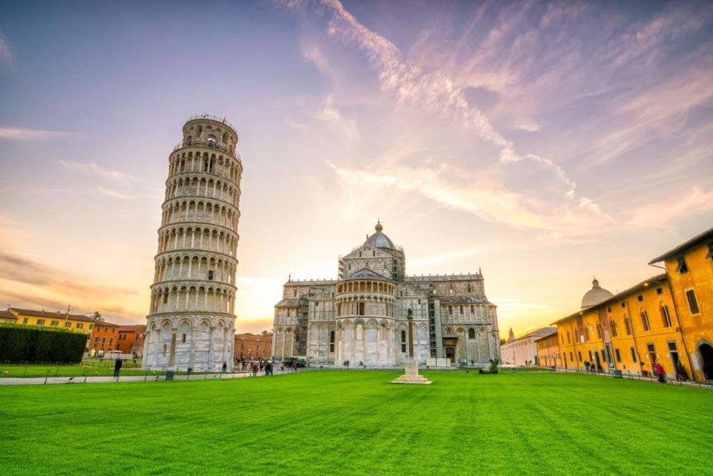 Vacanta in Pisa, Italia, doar 84 euro!! (zbor si cazare 3 nopti)