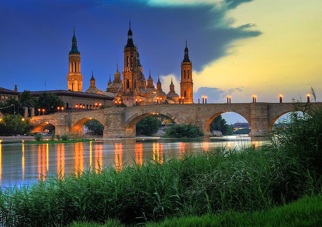 City break in Zaragoza, Spania, 137 euro (zbor + cazare 3 nopti)