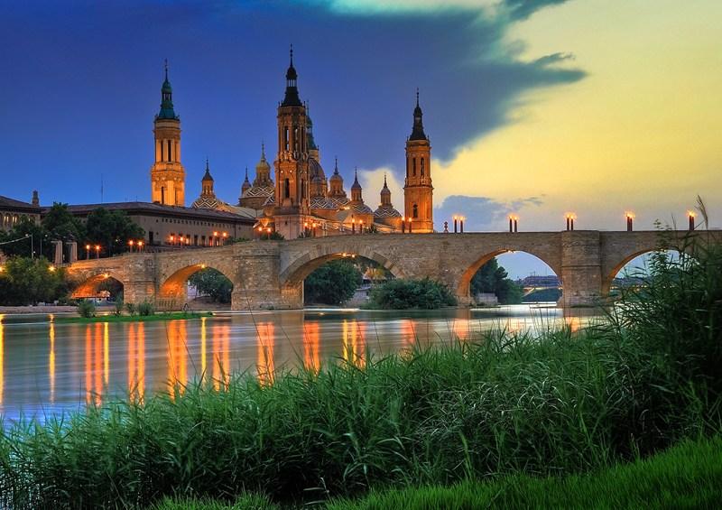 City break in Zaragoza, Spania, 230 euro (zbor + cazare 4 nopti)