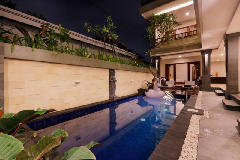 Hotel Singgah Seminyak 4* în Bali de la doar 9 € cu anulare gratuită!