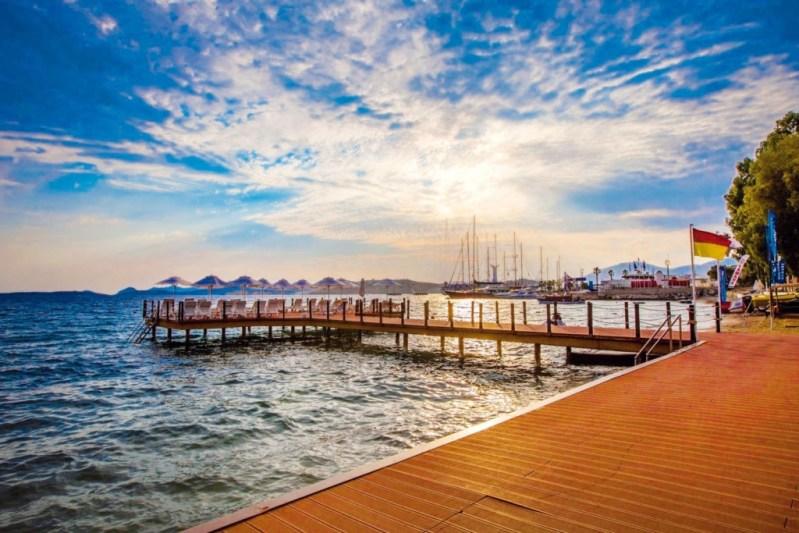 Vacanta pe coasta de turcoaz a Turciei, Bodrum!! 215 euro ( zbor si cazare 4 nopti)