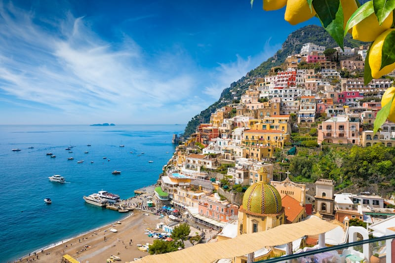 Despre Coasta Amalfi (Italia), cand sa mergi, perioade bune si atractii turistice