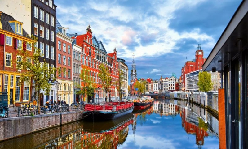 City break in Amsterdam, Olanda, 159 euro (zbor si cazare 3 nopti)