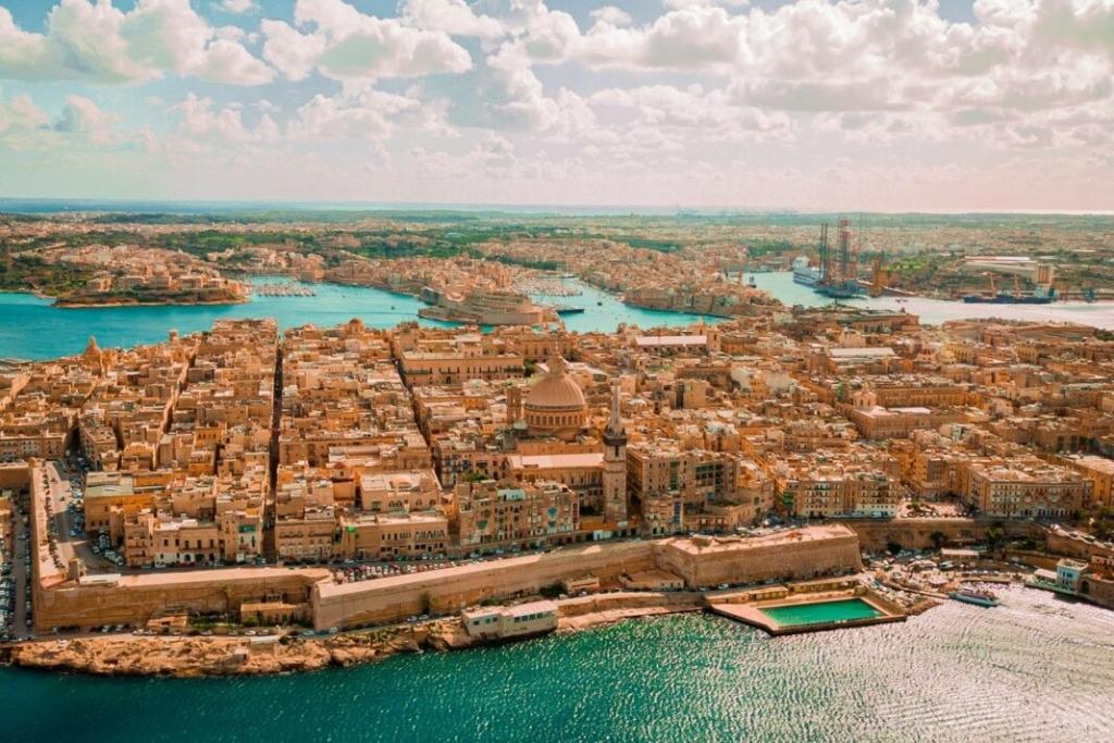 O saptamana in Malta, 269 euro!! (zbor si cazare)