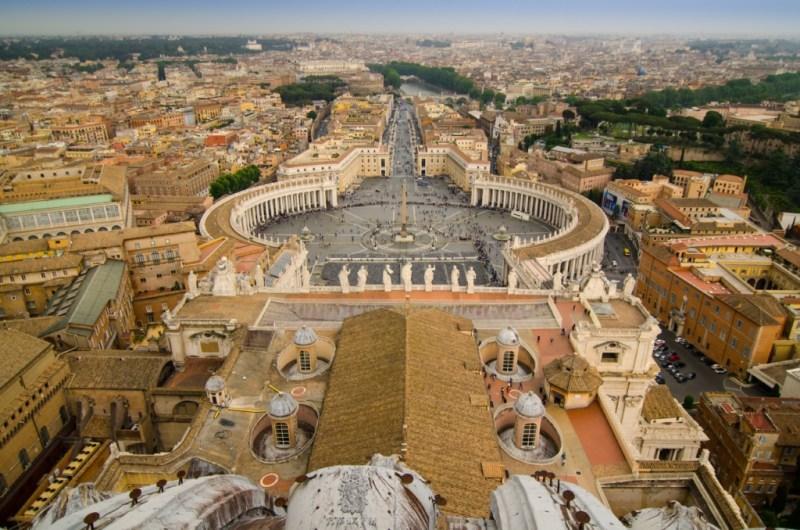 City break foarte ieftin in Roma (Italia), doar 57 euro! (zbor + cazare 2 nopti)!