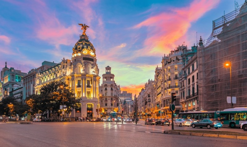 Vacanta in Madrid (Spania), doar 119 euro! ( zbor + cazare 5 nopti)