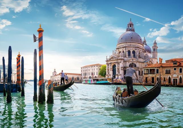 Weekend in Venetia, Italia, doar 108 euro (zbor si cazare 3 nopti)