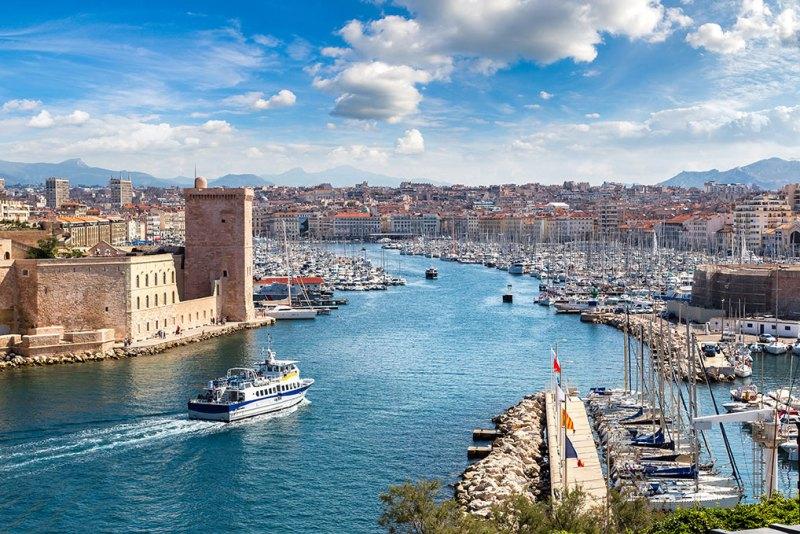 Weekend in Marsilia, Franta – doar 77 euro ( zbor si cazare 3 nopti)
