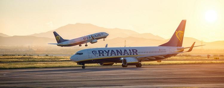 Ryanair – CUMPĂRĂ UN BILET ȘI PRIMEȘTI UNUL LA JUMĂTATE DE PREȚ