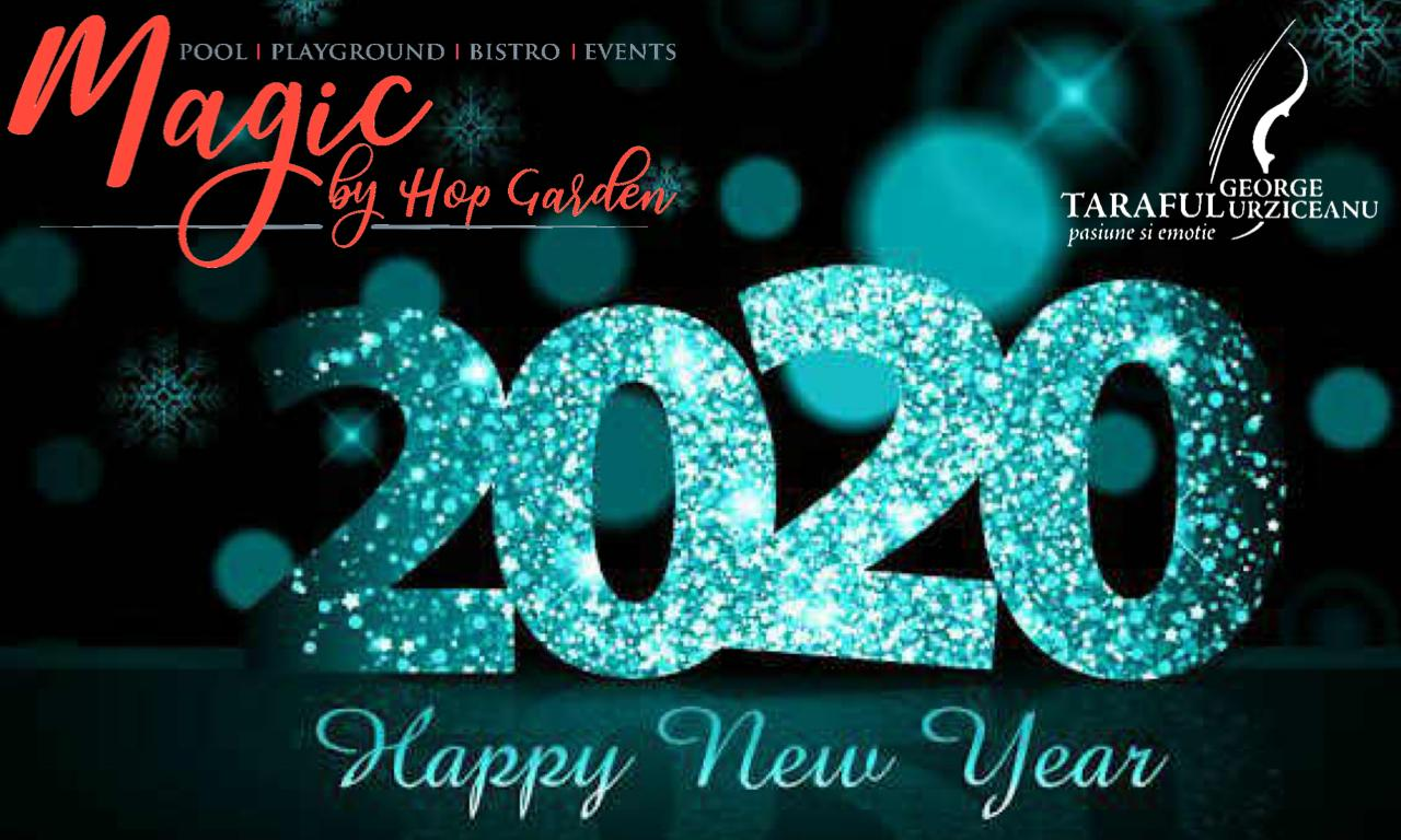 Grand New Year 2020 la Magic Ballroom by Hop Garden
